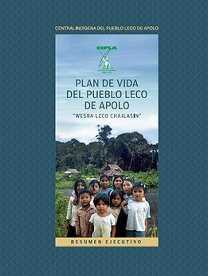 Resumen ejecutivo - Plan de Vida del Pueblo LECO de Apolo